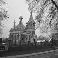 Cerkiew w Sławatyczach !! #cerkiew #zabytek #kultura #kosciół #starocie #drzewa