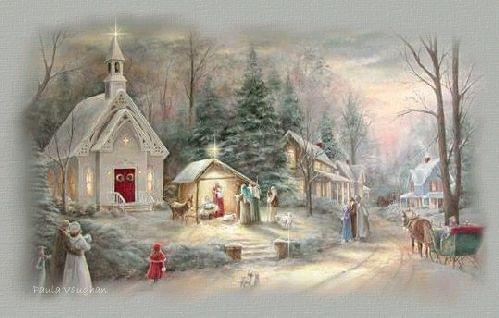 Kartka bożonarodzeniowa #BożeNarodzenieKartki