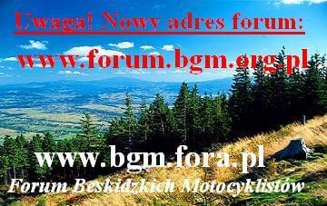 Forum Beskidzka Grupa Motocyklowa Strona Główna