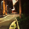 Koło shoppingu Eastgardens, Sydney o zachodzie, foto moja córka #CentrumHandlowe #Sydney #zmierzch #uliczka