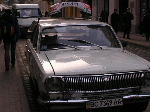 Nice taxi #taxi #taksówka #lwów