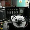 W lokomotywie EP09-035 #nastawnik #EP09 #elektrowóz #kolej #pociąg #dni #techniki #kolejowej