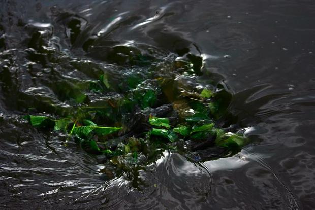 Kratka po ulewie Bronowice Wielkie KRK 23/06/08 #burza #ulewa #kratka