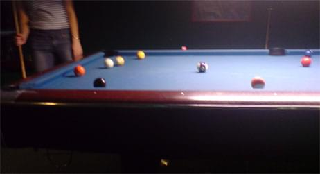 bilard snooker pool