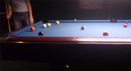 bilard snooker pool