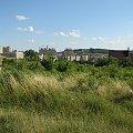 """Widok na osiedle """"Ślichowice"""", Kielce #osiedle #bloki"""