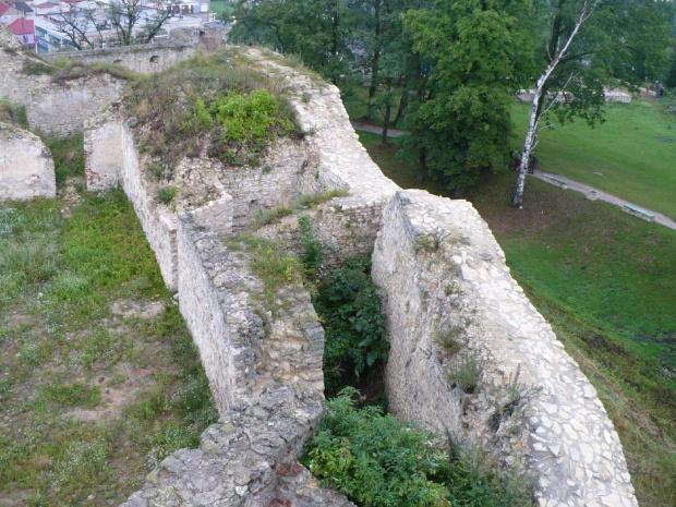 #iłża #mur #MurObronny #zamek #ZamekWIłży #ruiny #RuinyZamku