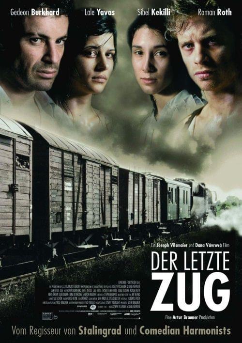 Ostatni Pociag / The Last Train (2006) [DVDRiP XviD Lektor PL]