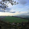 widok z zamku- http://ijjn.fotosik.pl/albumy/550767.html #zamek #Bolków #zabytki #zwiedzanie #ruiny #Karkonosze