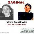 #ŁukaszSienkiewicz #śląskie #RudaŚląska #PoszukiwanieOsóbZaginionych #MissingPeople #Aktualności #Zaginieni #Poszukiwani #pomoc #ProsimyOPomoc #KtokolwiekWidział #KtokolwiekWie #AdnotacjaPolicyjna #policja #Apel #lost #Fiedziuszko #ITAKA