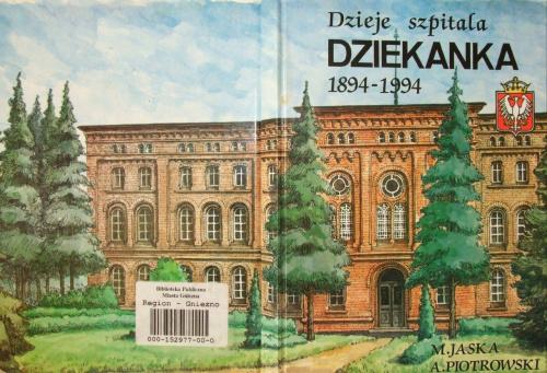 Szpital Dziekanka nonografia