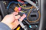 Pod��czenie i okablowanie Radia Concert II Audi A6 Avant 04r