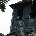 dzwonnica w Holi #cerkiew #dzwonnica #drewno #Polesie
