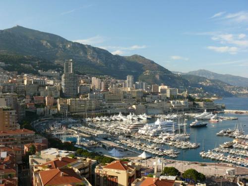 Panorama Monaco #MonacoIMonteCarlo