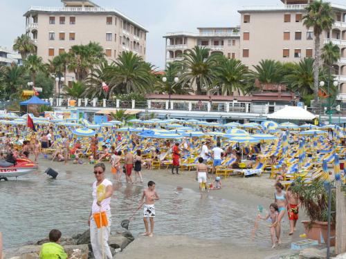 San Remo #Liguria #Włochy #Wybrzeże