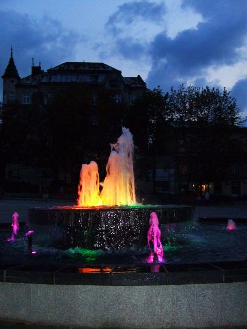 Przemyśl fontanna