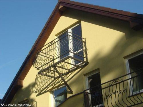 Balkon Przewiewny taki