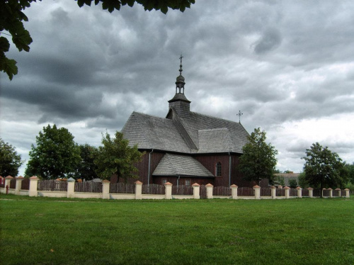 Kościół w Ostrowie Lednickim