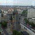 Niemcy/Kudam kościół Kaiser-Wilhelm-Gedachtnis-Kirche. #kosciol